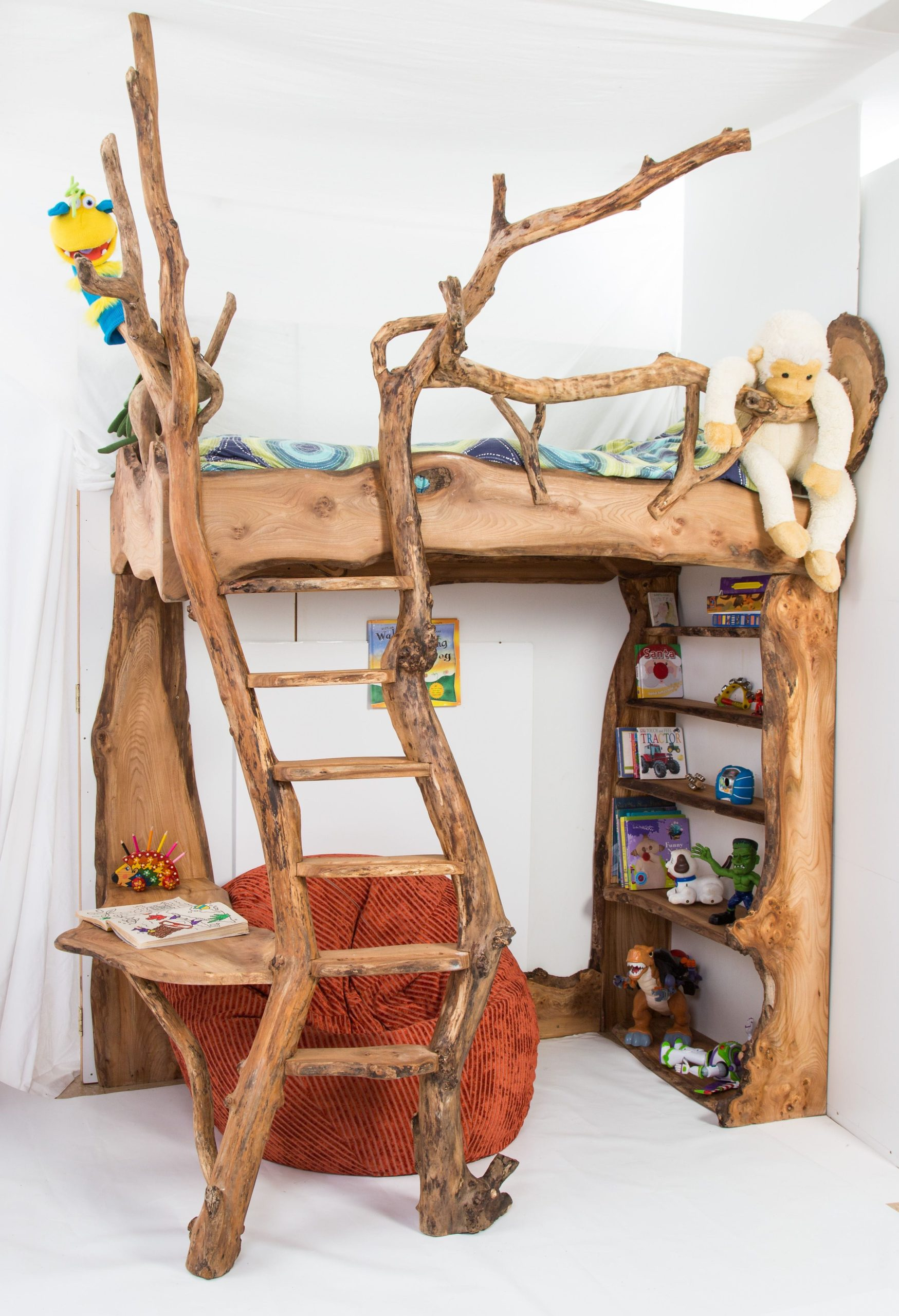 The Magical laddered Kids Tree Bed