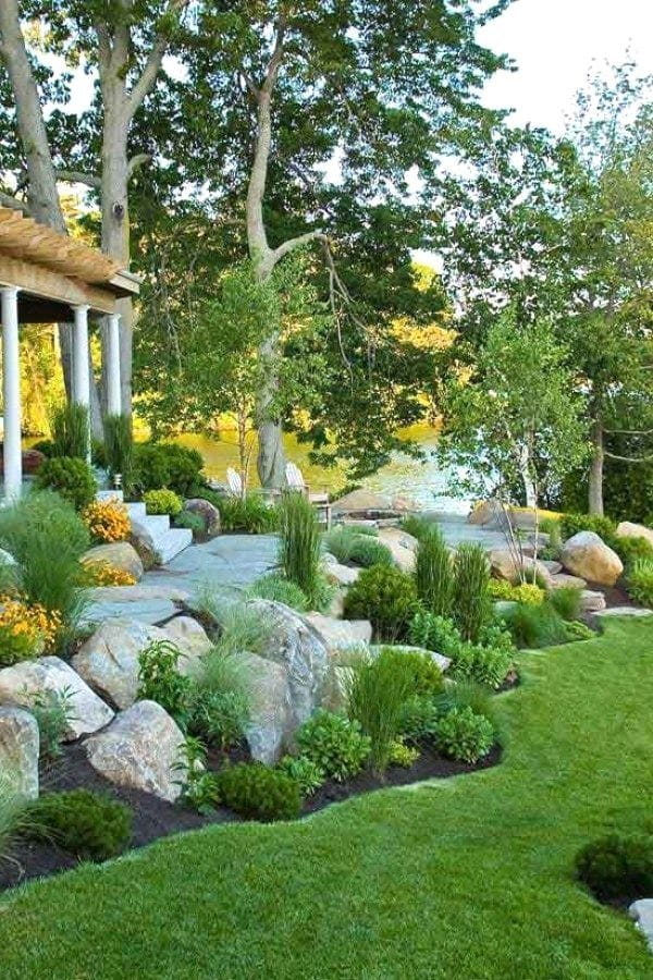 Best backyard landscaping ideas #43