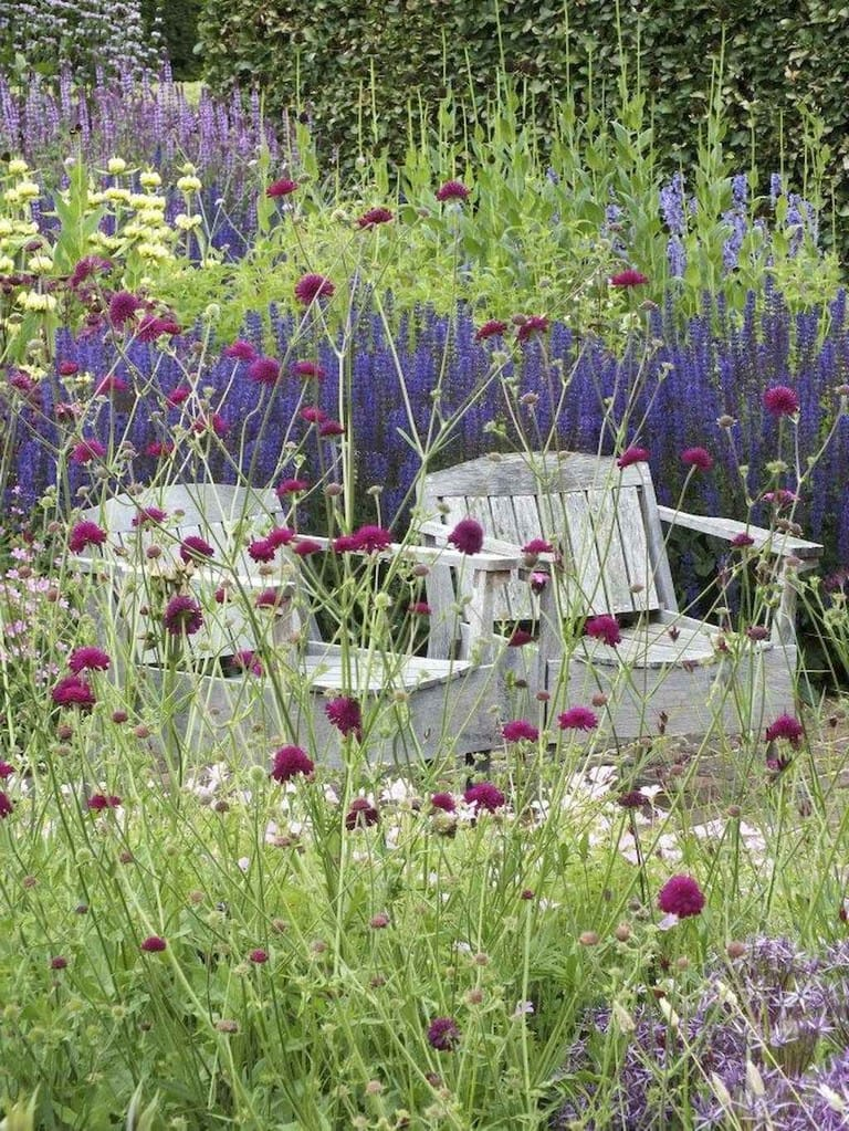 Best cottage style garden ideas for landscaping #45