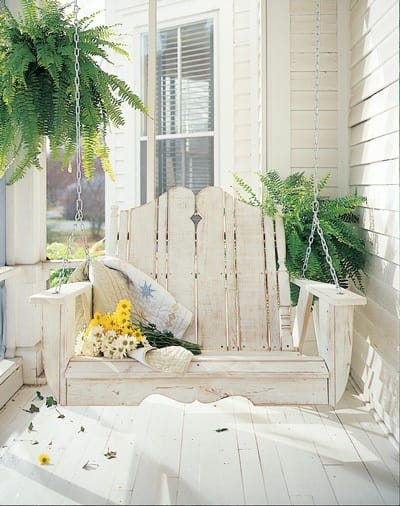 Best Vintage Porch Decor Ideas #5