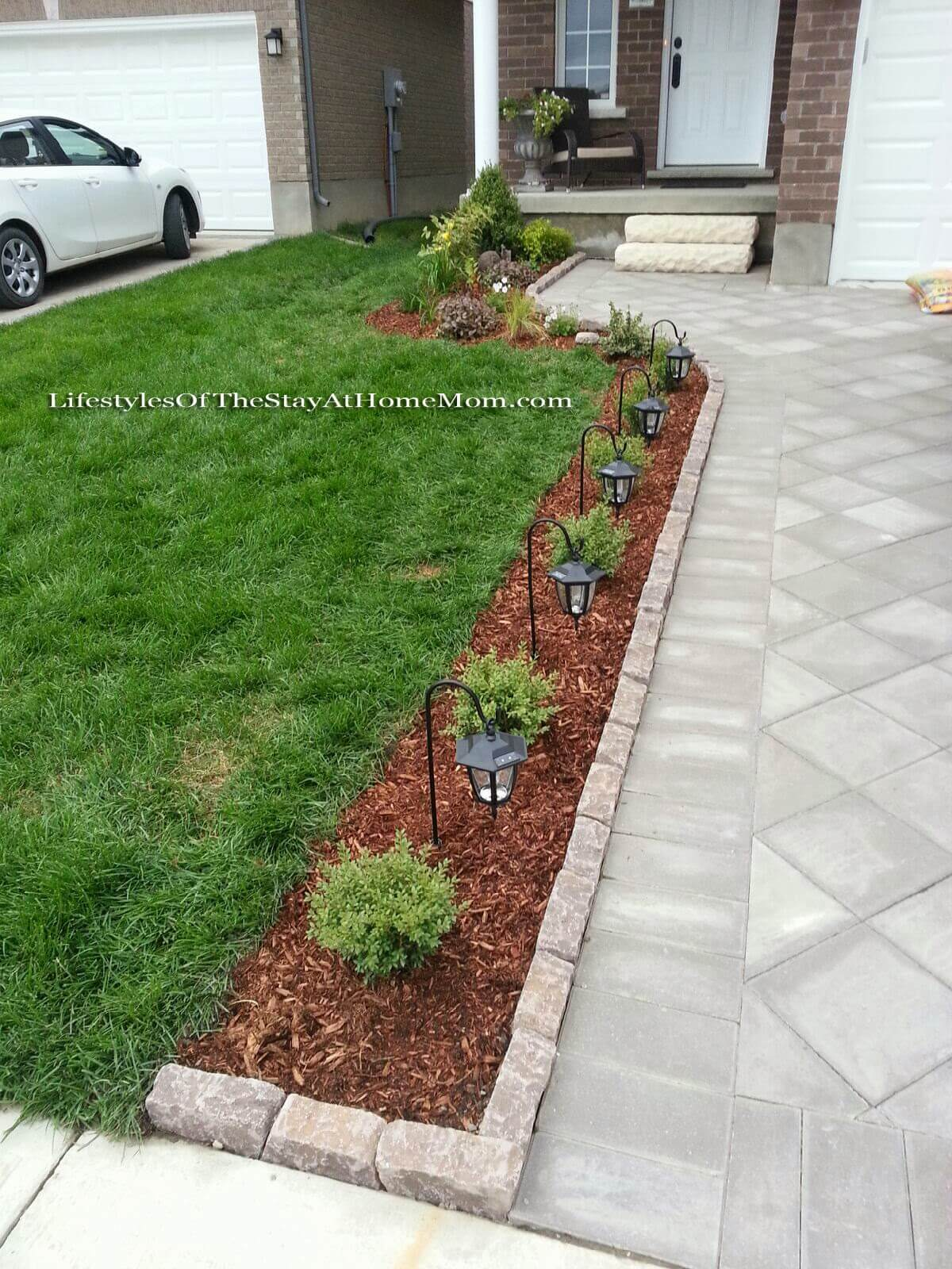 Best Front Yard Landscaping Ideas and Designs For Your House #10
