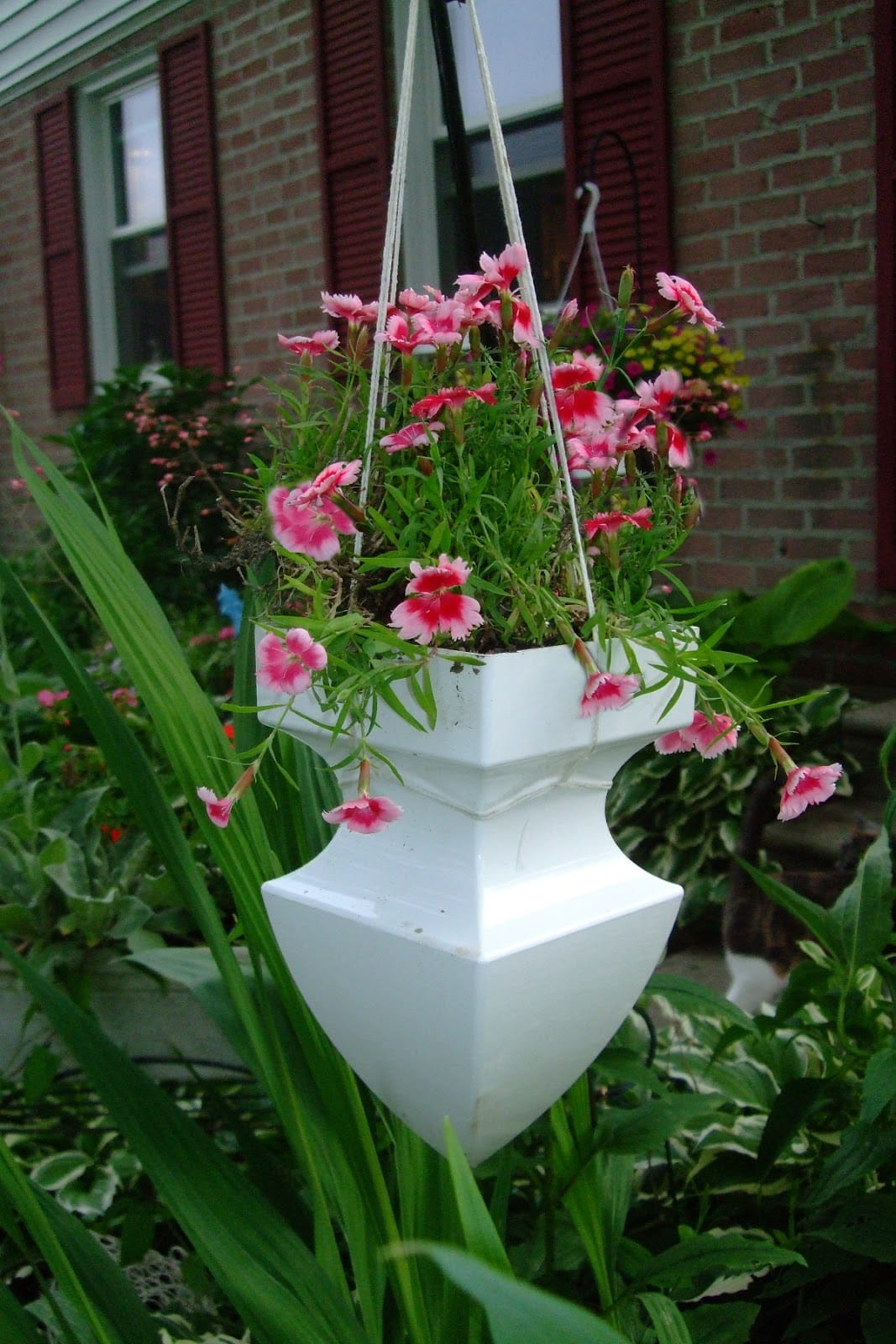 Best DIY outdoor hanging planter ideas and designs #9