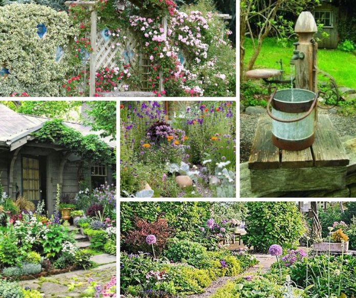 Best cottage style garden ideas for landscaping