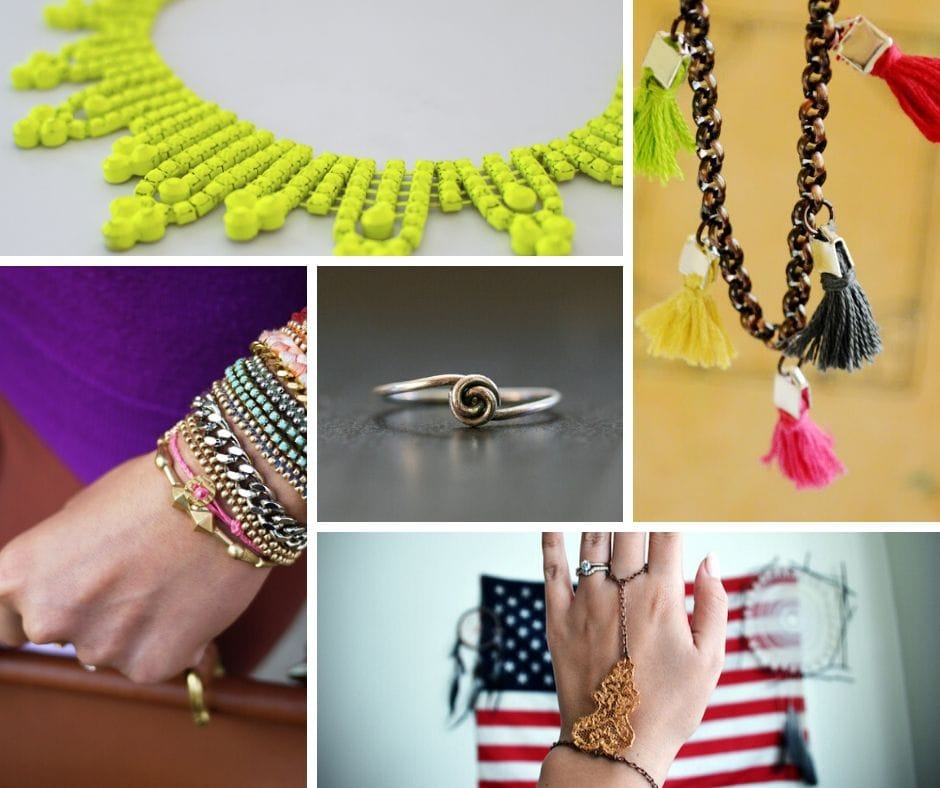 20 Creative Diy Craft Ideas And Projects With Jewelry With Tutorials
