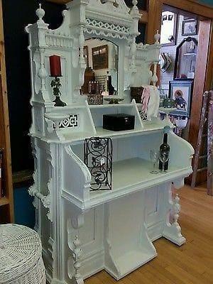 Repurposed Old Piano as a Decorative Furniture