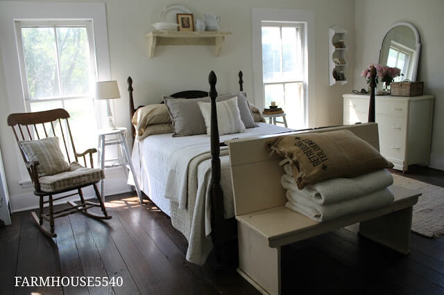Add A Rocking Chair to Your Bedroom